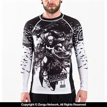 Fusion Fight GearFusion Fightgear Batman Confidential Noir Rash Guard